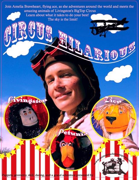 Circus Hilarious General Poster