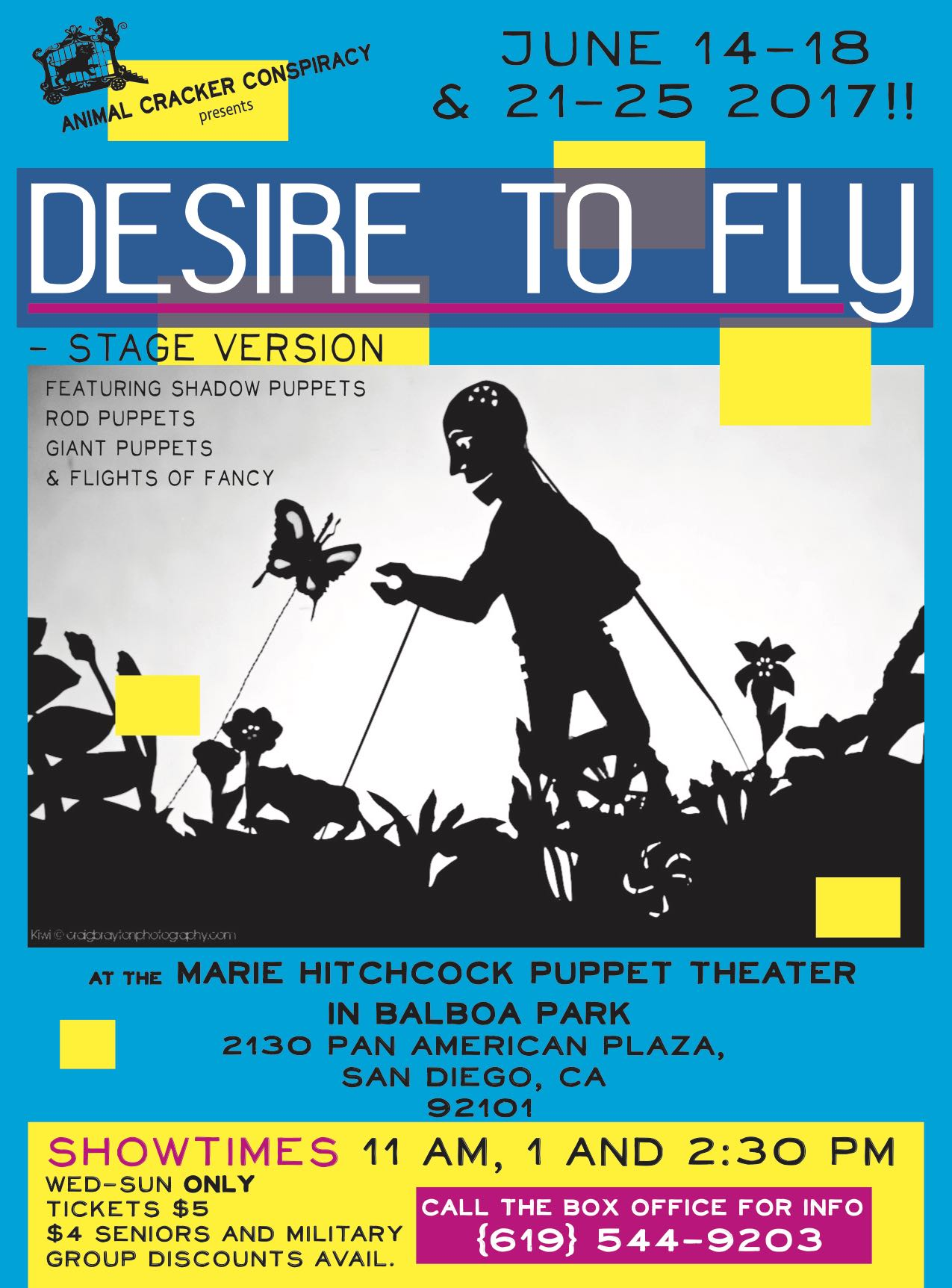Desire to Fly at MHPT Flyer 2017